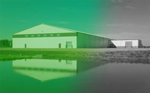 Go Green With Toro Steel Buildings and LEAD