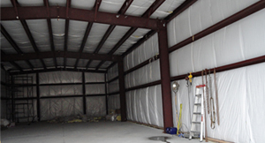 187 How To Insulate A Steel Building Commercial Steel
