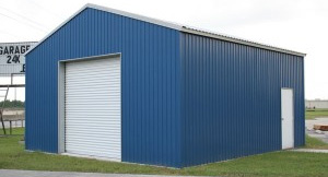 Straight Wall Steel Building