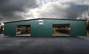 Steel Storage Buildings and Warehouses