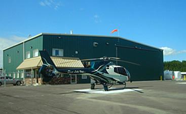Aviation: Aircraft Hangars & Aviation Facilities