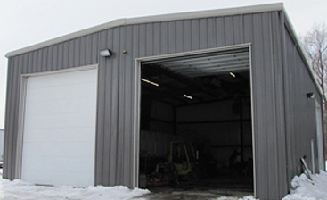 Prefabricated Storage Shed Kits