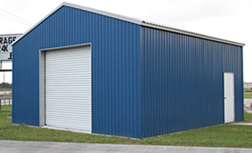 Metal Storage Sheds
