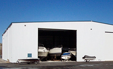 Metal Buildings: Advantages for Commercial Storage