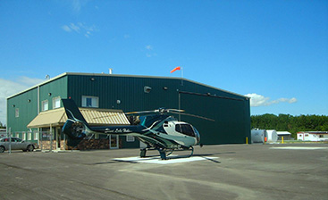 Why Steel Buildings are Excellent Aircraft Hangars