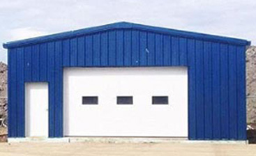 Metal Barns - Pre-Fab Steel Barn Buildings