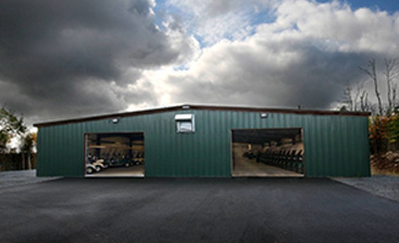 Reasons a Metal Storage Building is Better Than A Wooden Building