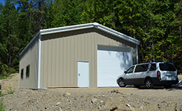 Protect Your Summer Vehicles with a Steel Garage Kit