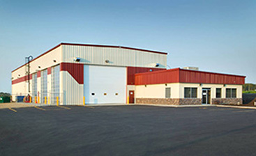 Prefabricated Steel Warehouses and Distribution Centers