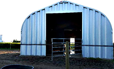 Differences Between Arch Wall and Straight Wall Steel Buildings