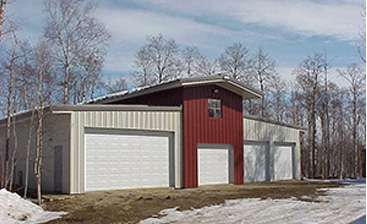 The Benefits of Galvalume Coated Steel Buildings