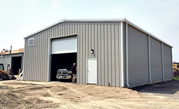 Improve Your Home with A Steel Garage Kit