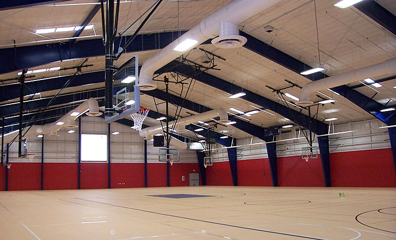 Recreational Buildings and Arenas
