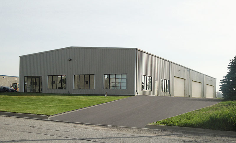 Prefab Commercial Steel & Metal Buildings