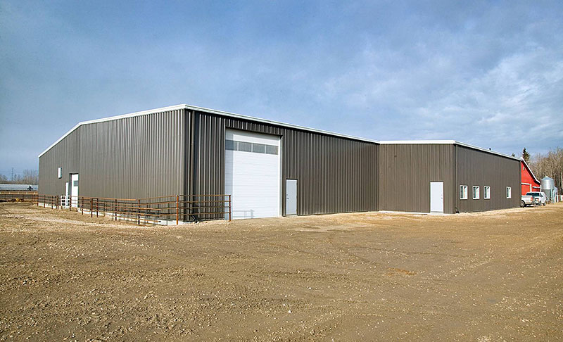 Steel Marijuana Buildings