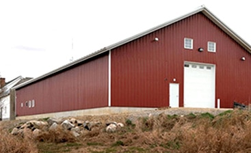 Considerations When Constructing A Steel Farm Building