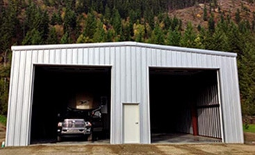 How to Choose the Right Metal Garage for Your Vehicle