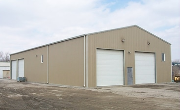 Advantages of a Metal Storage Building