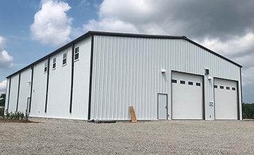TORO Steel Buildings is here for our essential services