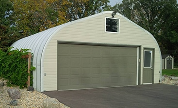The Benefits of Owning a Steel Garage Building