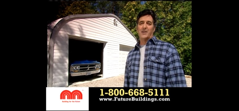Future Buildings TV Commercial