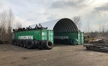 Shipping Container Covers