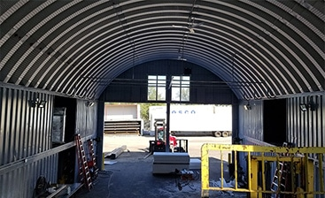 Uses and Options for Steel Shipping Container Covers