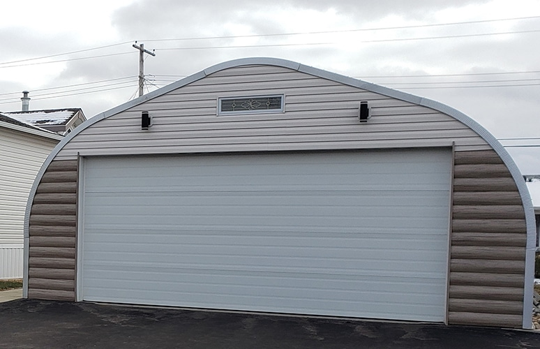 How a Metal Garage Can Increase Your Home's Value