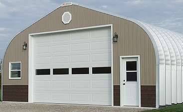 Steel & Metal Garages