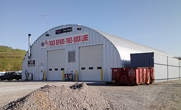 Why Metal Buildings Are Ideal for Tire Stores and Auto Shops