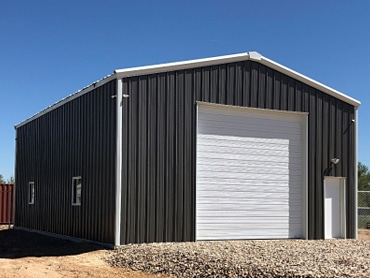 SW 35' wide x 16' eaves x 56' long
