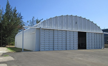 Metal Storage Buildings Designed for Your Business